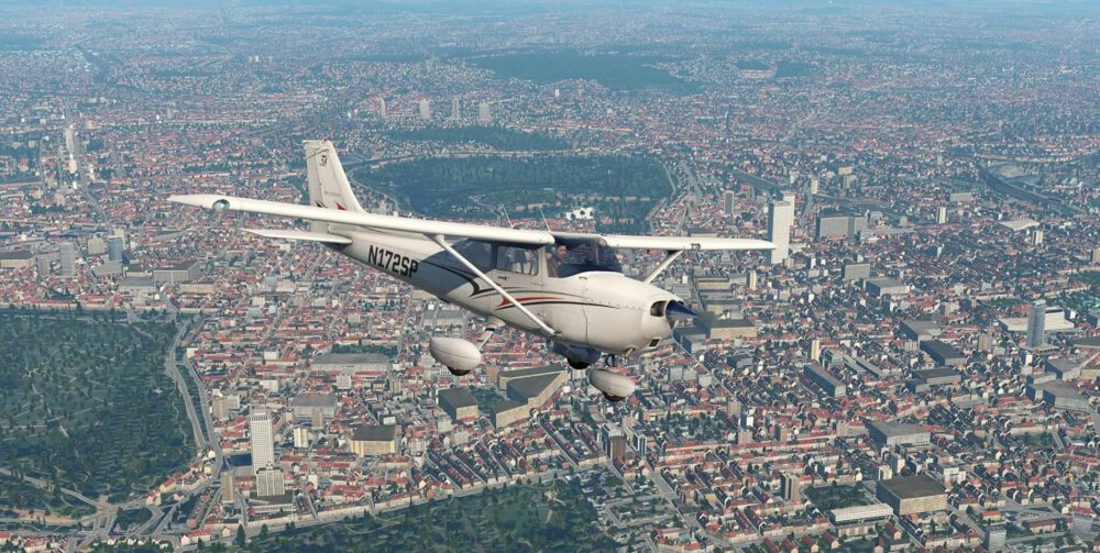 آشنایی با انواع شبیه سازهای پرواز