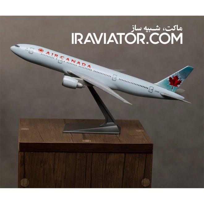 ماکت هواپیما بوئینگ 777