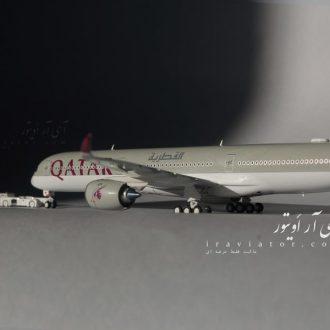 ماکت قطر ایرویز