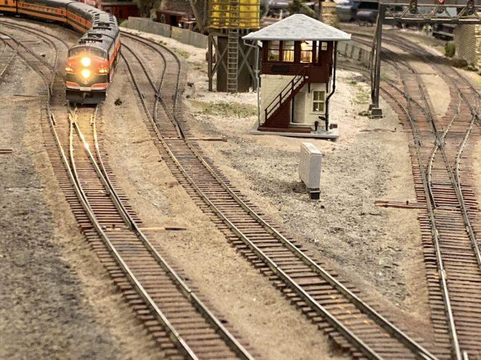 آشنایی با قطار های الکتریکی